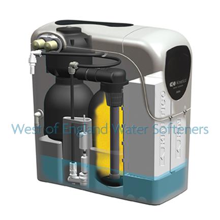 Kinetico 2020c Water Softener W E Softeners