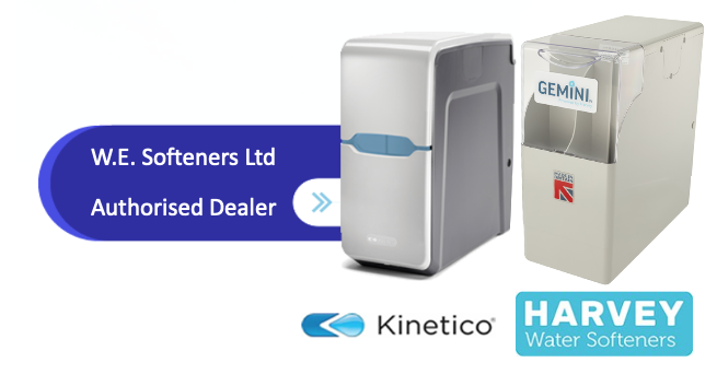 Authorised Dealer for Kinetico and Harvey Water Softeners