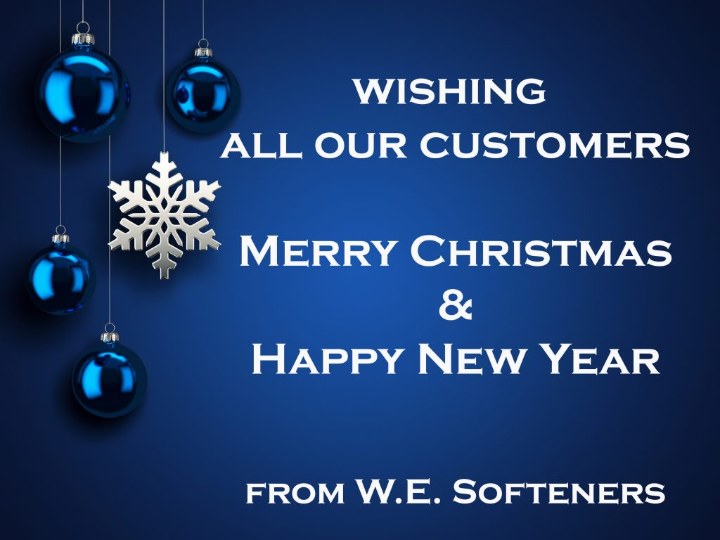 Merry Christmas from W E Softeners