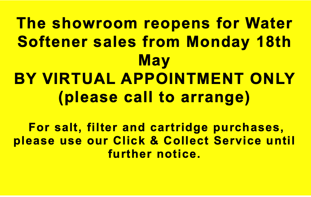 Water Softener Showroom in Wiltshire