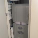premier in cupboard installation