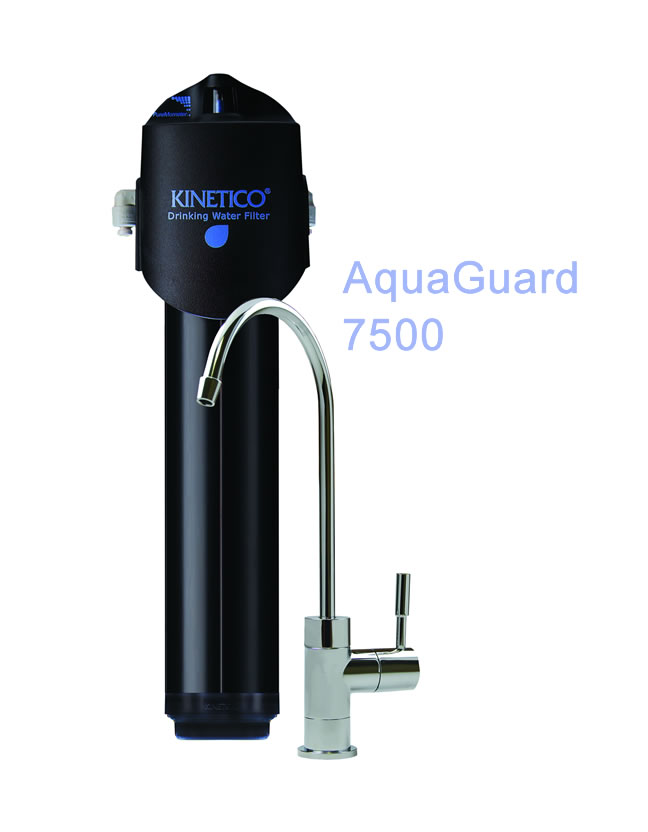 Kinetico Aquaguard 7500 Drinking Water System W E Softeners