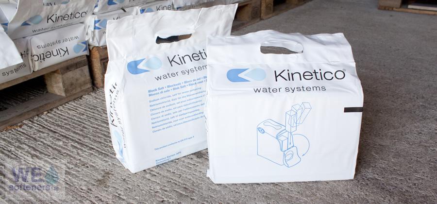 Kinetico Blocks Salt