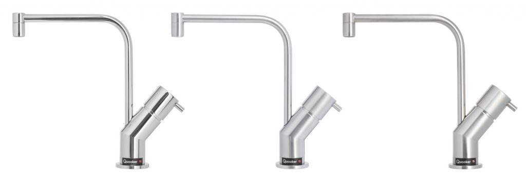 quooker tap finishes