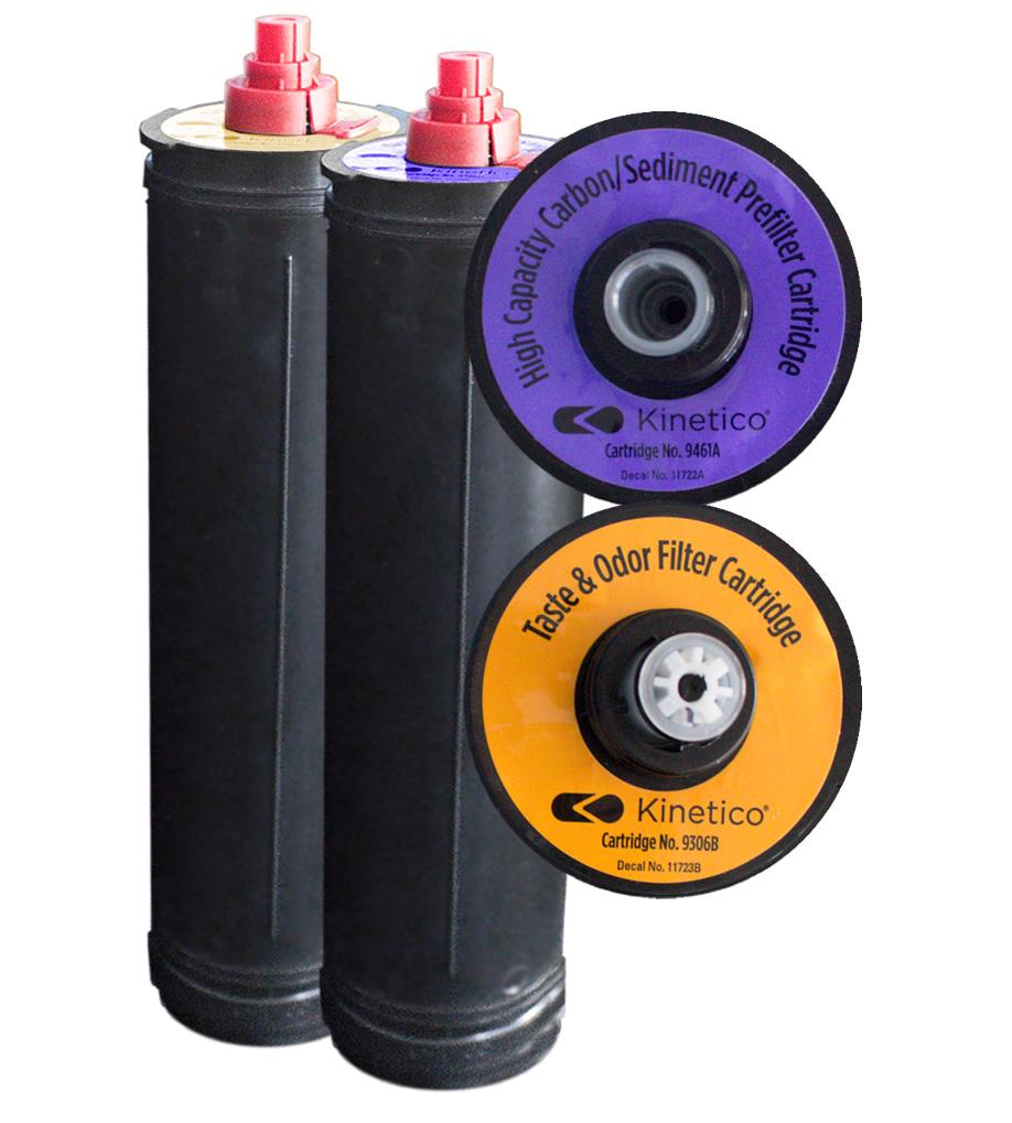 Kinetico Kro Gx K2 K5 Pre Amp Post Cartridge Pack W E