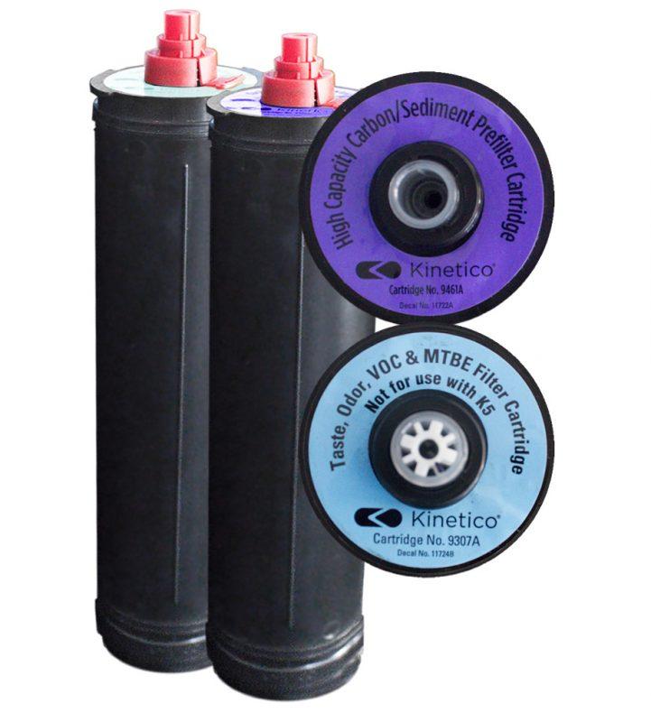 water softener maintenance